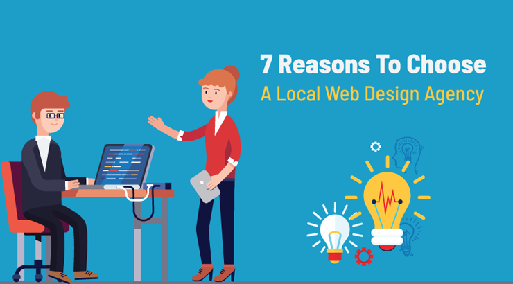 why local web design agency