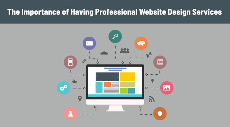 The Importance of Having Professional Website Design Services